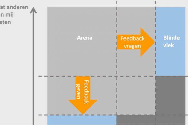 Joharivenster - feedback diagram